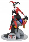 Batman The Animated Series DC Gallery statue Harley Quinn 25th Anniversary Diamond Select