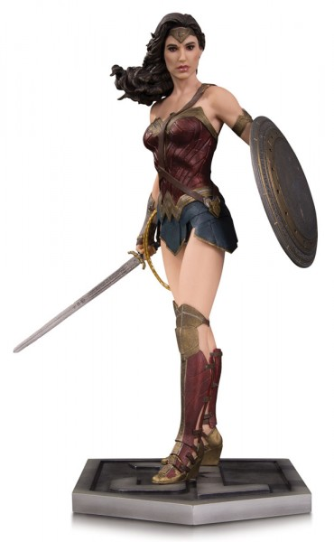 Justice League Movie statue Wonder Woman DC Collectibles