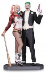 Suicide Squad statue Joker & Harley Quinn DC Collectibles