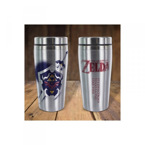 Zelda Travel Mug thermo Link