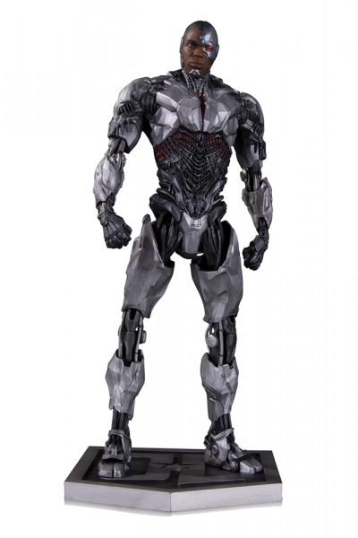 Justice League Movie statue Cyborg DC Collectibles