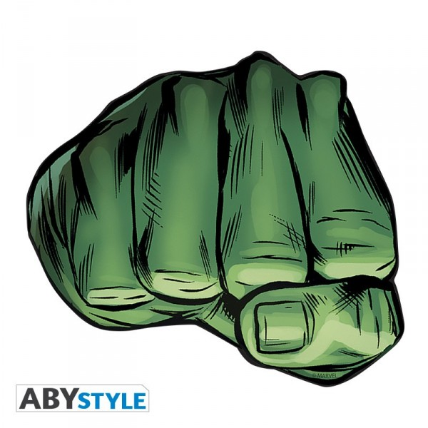 Marvel Tapis de souris Hulk Fist Abystyle