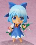 Touhou Project Nendoroid figurine Suntanned Cirno Good Smile