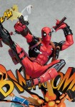 Marvel Comics statue Deadpool Breaking The Fourth Wall Good Smile