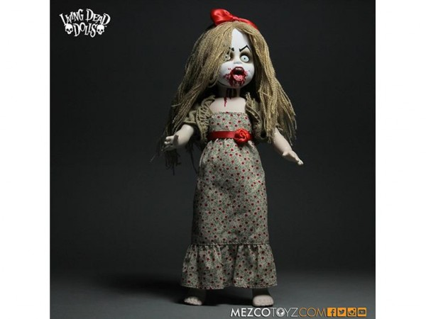 Living Dead Doll Series 30 Lucy The Geek Mezco