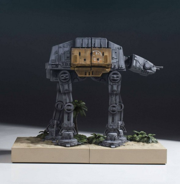 Star Wars Rogue One serre-livres AT-ACT Gentle Giant