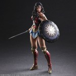 Wonder Woman Movie Play Arts Kai figurine Wonder Woman Square Enix