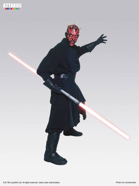 Star Wars Elite Collection statue Darth Maul Attakus