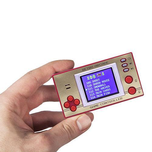 Console de jeu portable Retro Thumbs Up