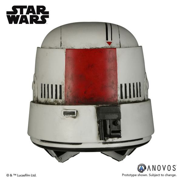 Star Wars Rogue One réplique 1/1 casque de AT-ACT Driver Accessory Anovos