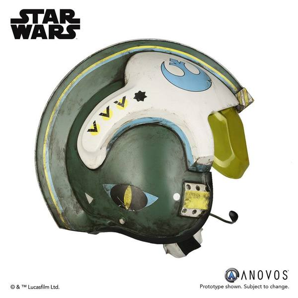 Star Wars Rogue One réplique 1/1 casque de General Merrick B