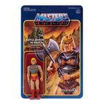 Masters of the Universe ReAction Wave 3 : 6 figurines Super7