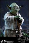 "Star Wars Episode V figurine Movie Masterpiece Yoda 12"" Hot Toys"