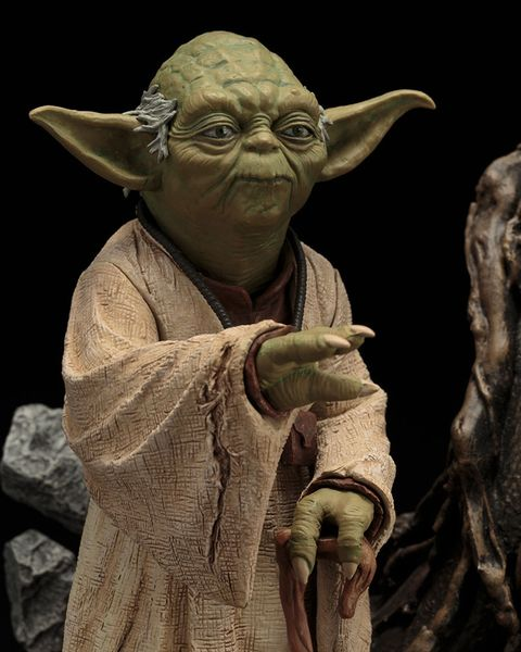 Star Wars statue ARTFX Yoda The Empire Strikes Back Version Kotobukiya