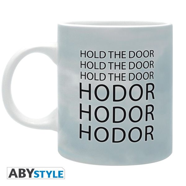Game Of Thrones mug 320 ml Hodor Abystyle