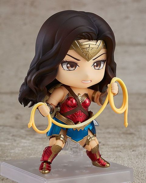 Wonder Woman Movie figurine Nendoroid Hero's Edition Good Smile