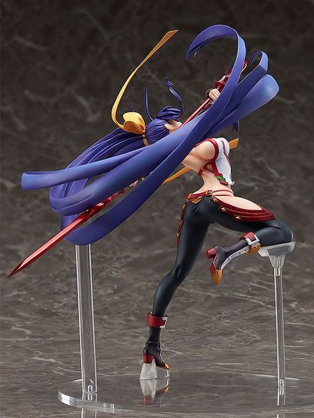 BlazBlue Central Fiction statue Mai Natsume Freeing