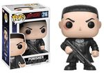 Daredevil POP! Marvel 216 figurines Bobble Head Punisher Funko