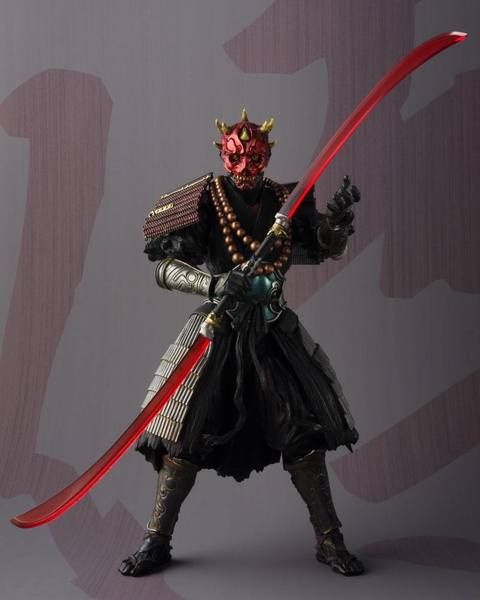 Star Wars figurine Meisho Movie Realization Sohei Darth Maul Bandai Tamashii
