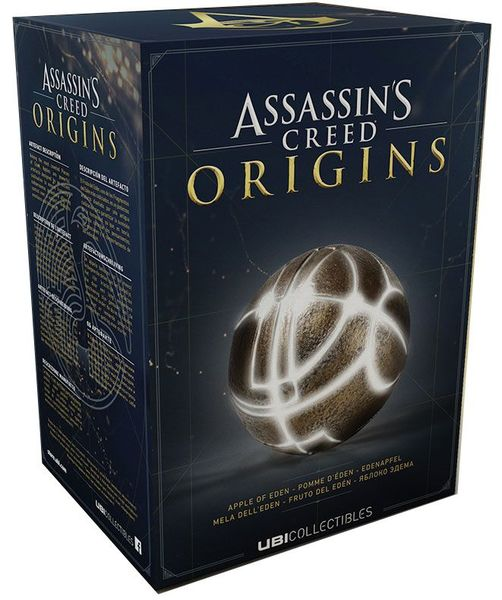 Assassin's Creed Origins réplique 1/1 Apple of Eden Ubicollectibles