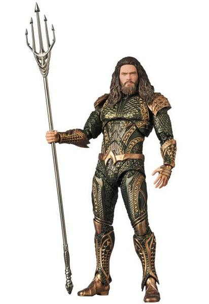 Justice League Movie figurine MAF EX Aquaman Medicom