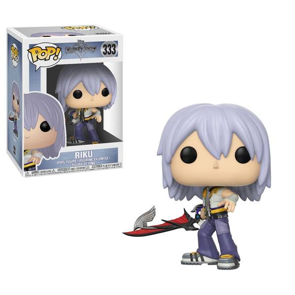 Kingdom Hearts Figurine POP! Disney 333 Riku Funko