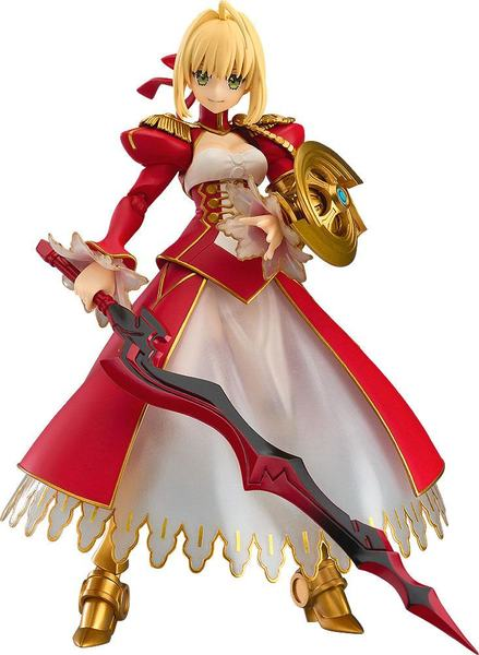 Fate/Extella figurine Figma Nero Claudius Max Factory