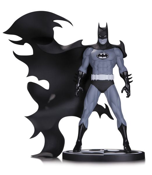 Batman Black & White statue Batman by Norm Breyfogle DC Collectibles