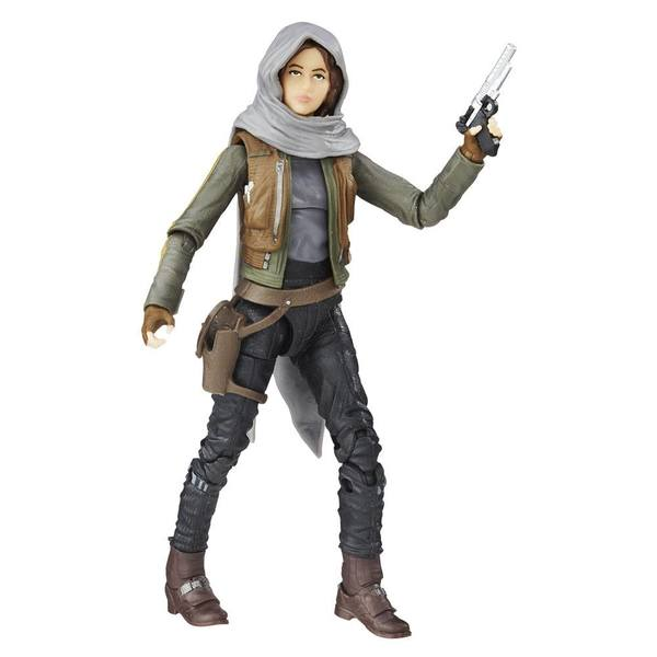 Star Wars Rogue One Black Series 2016 Sergeant Jyn Erso Jedha Hasbro