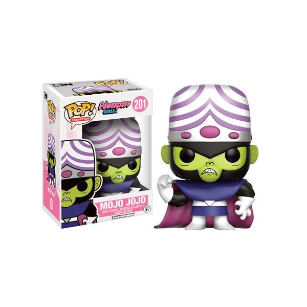 Les Supers Nanas Figurine POP! Animation 201 Mojo Jojo Funko