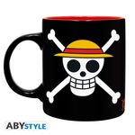 One Piece mug 320 ml Luffy New World avec boîte Abystyle