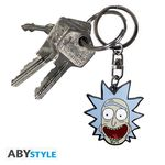 Rick And Morty Porte-clés Rick Abystyle