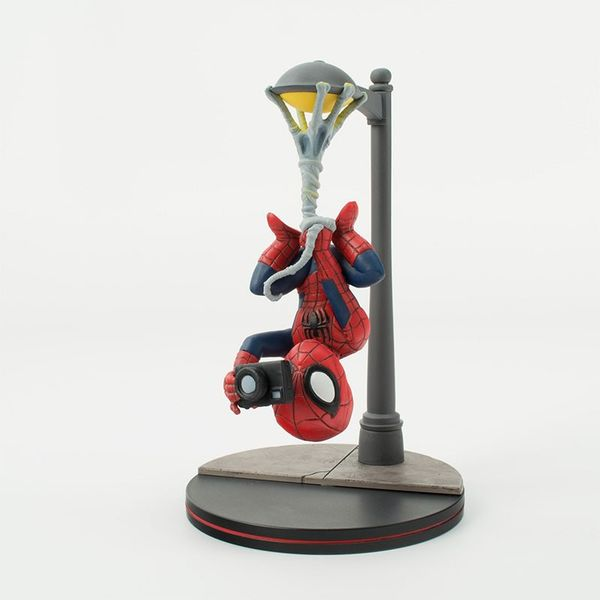 Marvel Q-Fig Spiderman Quantum Mechanix