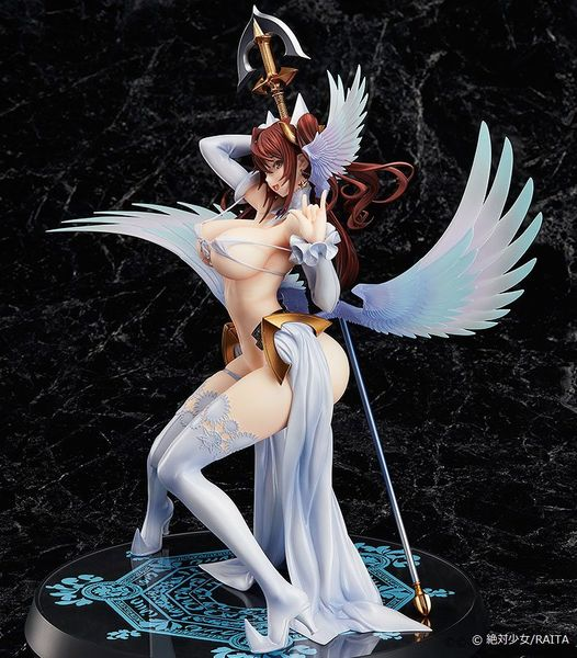 Original Character by Raita statue Magical Girls Series Erika Kuramto Native