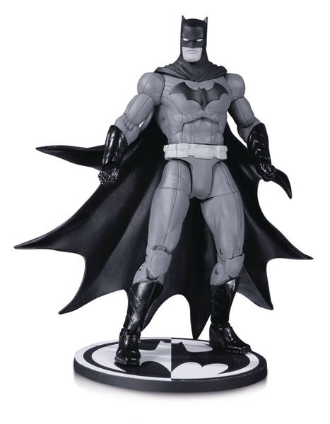 Batman Black & White figurine Batman by Greg Capullo DC Collectibles