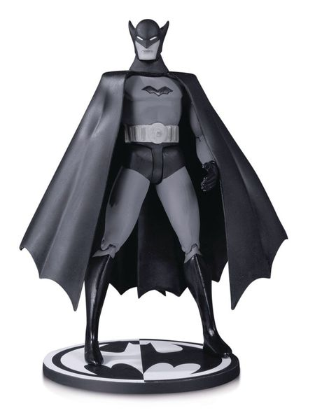 Batman Black & White figurine First Appearance Batman by Bob Kane DC Collectibles