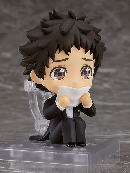 Welcome to the Ballroom figurine Nendoroid Tatara Fujita Orange Rouge