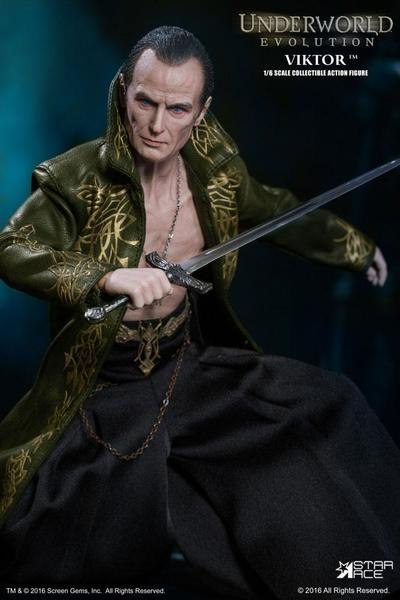 Underworld Evolution figurine My Favourite Movie Viktor Limited Edition Star Ace