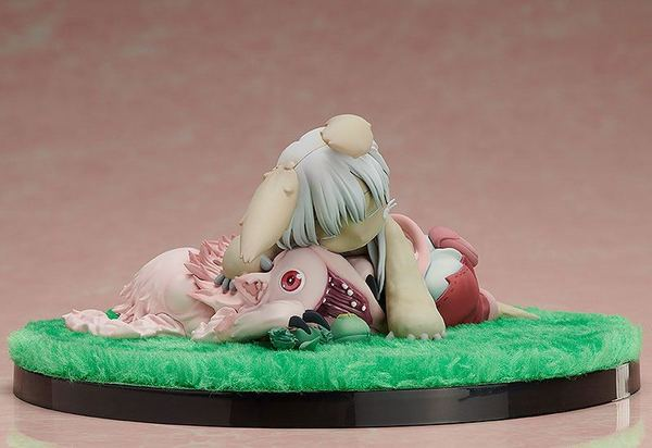 Made in Abyss statue Nanachi & Mitty Freeing