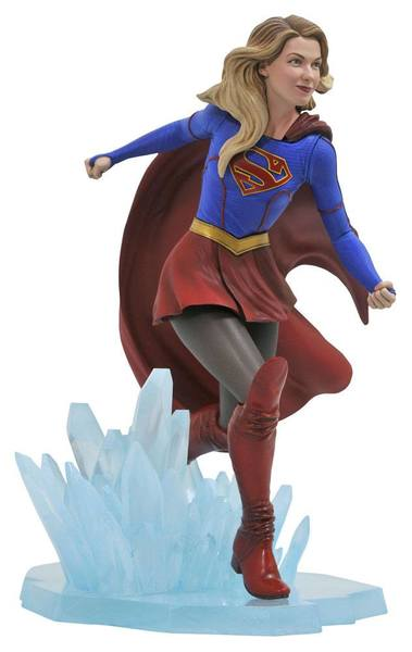 Supergirl TV DC Gallery statue Kara Zor-El Diamond Select
