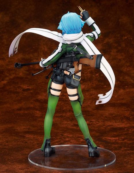 Sword Art Online The Movie -Ordinal Scale- statue Sinon Alter