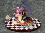 No Game No Life Zero statue Jibril Great War Phat! EPUISE