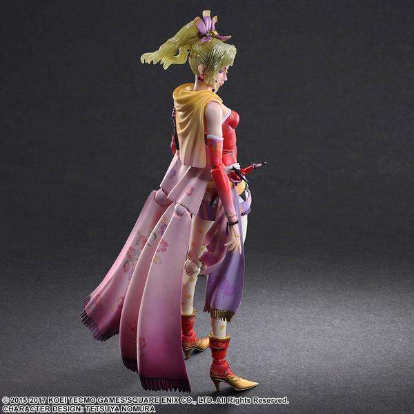Dissidia Final Fantasy Play Arts Kai figurine Terra Branford Square Enix