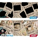 One Piece Mug Heat Change 460 ml Wanted Abystyle