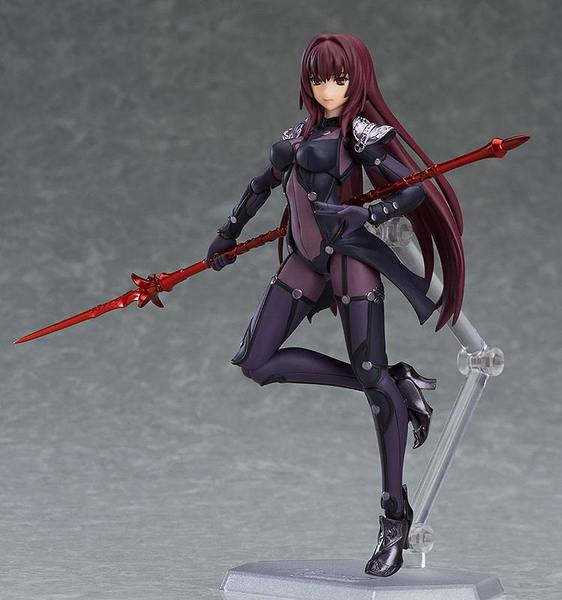 Fate/Grand Order figurine Figma Lancer/Scathach Max Factory