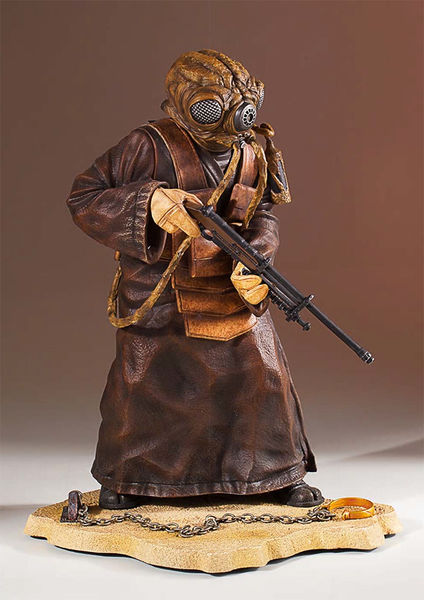 Star Wars Zuckuss Collector Gallery Statue Gentle Giant