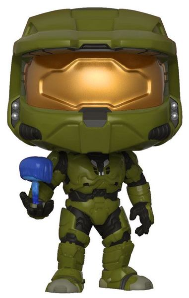 Halo POP! Games Vinyl figurine Master Chief with Cortana Funko