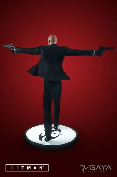 Hitman statue Agent 47 Gaya entertainment