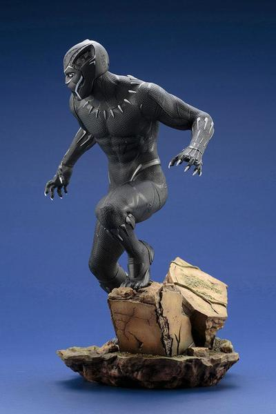 Black Panther Movie statue ARTFX Black Panther Kotobukiya