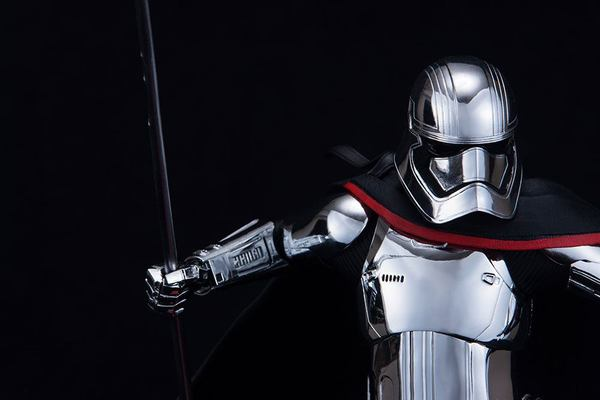 Star Wars Episode VIII statue ARTFX Captain Phasma Kotobukiya